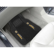 Boston Bruins Car Mats - Deluxe Set