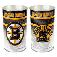 "Boston Bruins 15"" Waste Basket"