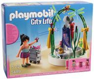 Playmobil 5489 Clothing Display with LED Podium