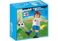 England Soccer Player (C)