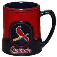 St. Louis Cardinals 18 oz Game Time Coffee Mug