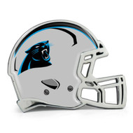 NFL Carolina Panthers 3D Helmet Metal Emblem