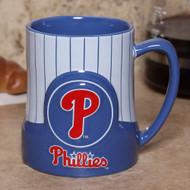 Philadelphia Phillies 18 oz Game Time Coffee Mug