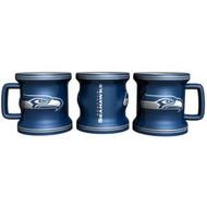 Seattle Seahawks Sculpted Mini Mug Shot Glass