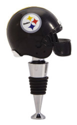NFL Pittsburgh Steelers Helmet Wine Stopper