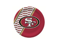 NFL San Francisco 49ers Disposable Paper Plates- 20 PK