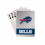 Buffalo Bills Diamond Plate Playing Cards