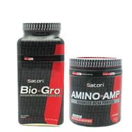 iSatori Bio-Gro + Amino-Amp, Unflavored + Watermelon,