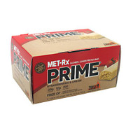 MET-Rx Prime, Strawberry & Cream, 6- 2.29 oz. (65g) bars