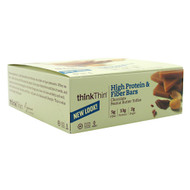 Think Products Think Thin Fiber, Chocolate Almond Coconut, 10 - 50g bars