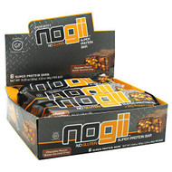 NoGii NoGii Super Protein Bar, Chocolate Peanut Butter Crisp, 6-3.32 oz (94g) Bars