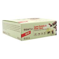 Think Products Think Thin Lean, Cinnamon Bun White Chocolate, 10 - 40g bars