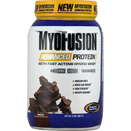 Gaspari Nutrition Myofusion Advanced Protein, Chocolate, 2 Pound