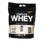 CytoSport Complete Whey Protein, Vanilla Bean, 10 lbs (4.54kg)