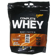 CytoSport Complete Whey Protein, Cocoa Bean, 10 lbs (4.54kg)