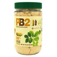 Bell Plantation PB2 Powder, Peanut Butter, 16 oz.