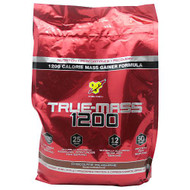 BSN True Mass 1200, Chocolate Milkshake, 10.25 lbs. (4.71 kg)