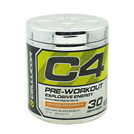 Cellucor C4 Orange Dreamsicle 30 Servings