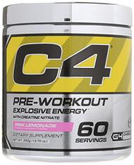 Cellucor C4 Pink Lemonade 60 Servings