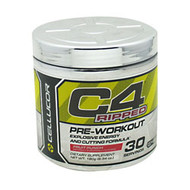 Cellucor C4 Ripped Fruit Punch 30 Servings