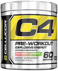 Cellucor C4 Strawberry Margarita 60 Servings
