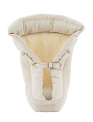 Ergobaby Breathable Cool Mesh Infant Insert, Natural