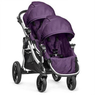 Baby Jogger 2014 City Select Stroller w/2nd Seat, Amethyst