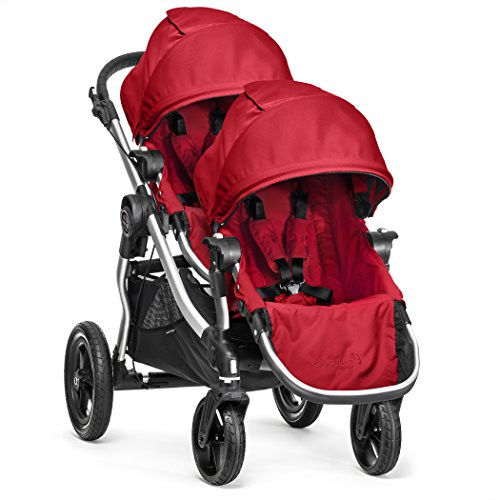 Baby Jogger City Select With Second Seat- Ruby, Ruby