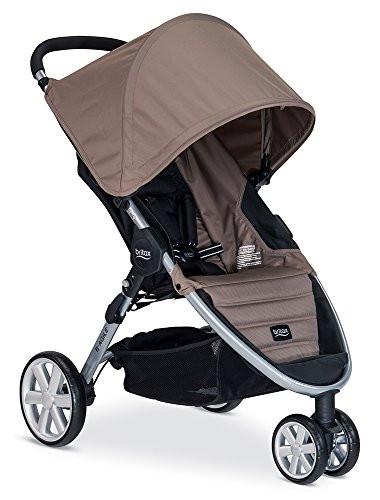 Britax 2016 B-Agile Stroller, Sandstone