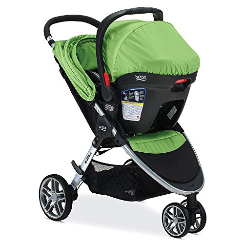Britax 2016 B-Agile/B-Safe 35 Travel System, Meadow