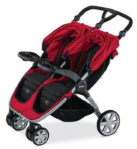 Britax B-Agile Double Child Tray