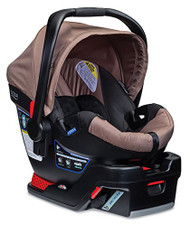 Britax B-Safe 35 Infant Car Seat, Sandstone