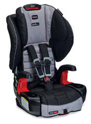 Britax Frontier G1.1 ClickTight Harness-2-Booster Car Seat, Metro