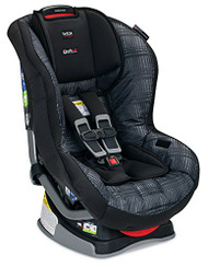 Britax Marathon G4.1 Convertible Car Seat - Domino