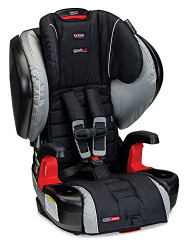 Britax Pinnacle G1.1 ClickTight Harness-2-Booster Car Seat, Manhattan