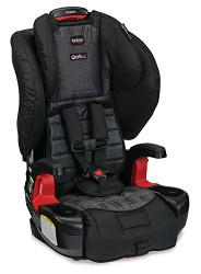Britax Pioneer Combination Harness-2-Booster Car Seat - Domino