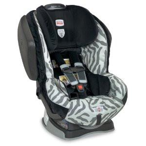 Britax Advocate 70 G3 Convertible Car Seat - Zebra