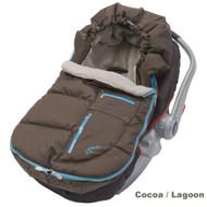 JJ Cole Arctic Bundle Me - Infant - Cocoa / Lagoon