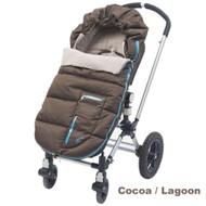 JJ Cole Arctic Bundle Me - Toddler - Cocoa / Lagoon