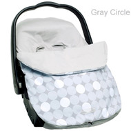 JJ Cole Bundle Me Lite - Infant - Gray Circle