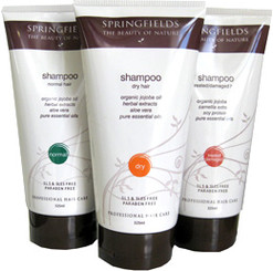 Springfields Shampoo for Normal Hair (325 ml)