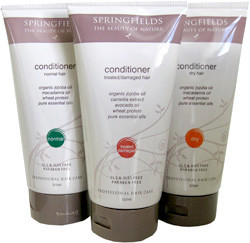 Springfields Conditioner For Treated/Damaged Hair (325 ml)