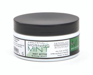 Morning Mint body butter