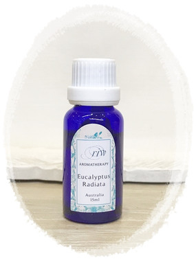 Eucalyptus Radiata Essential Oil 15ml