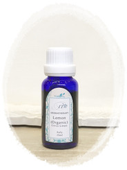 Lemon (Organic) Essential Oil 15ml