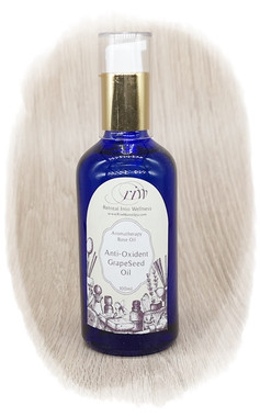 Anti-Oxident Grapeseed Oil