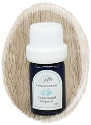 Cedarwood Organic Essential Oil 5ml