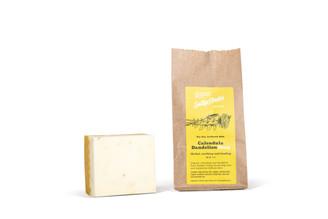 Calendula Dandelion Soap