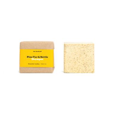Pinetar & Nettle Shampoo Bar