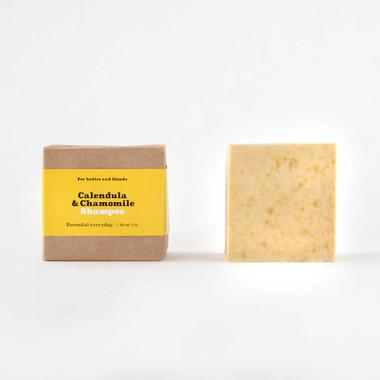 Calendula & Chamomile Shampoo Bar